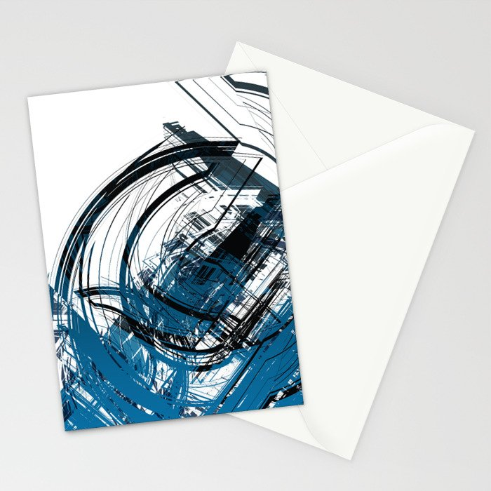 91418 Stationery Cards
