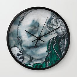 Bestiality Wall Clock