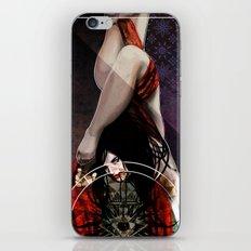 The Hanged man iPhone & iPod Skin
