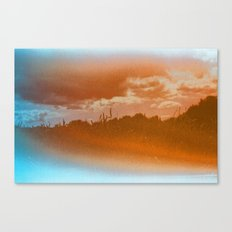 this place may only be found in your dreams Canvas Print