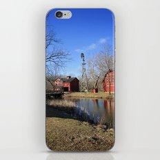 Bonneyville Mill iPhone & iPod Skin