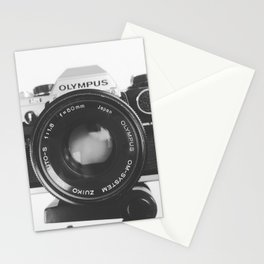 Vintage happy snap Stationery Cards