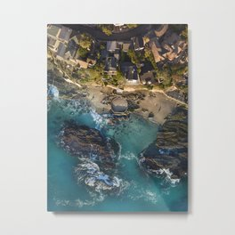 Laguna Beach, California Metal Print