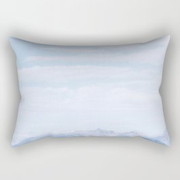 heaven #mountain #society6 Rectangular Pillow