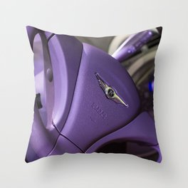 Chery S-18 Reev Electric Steering Wheel Throw Pillow