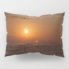Three Sun SunSet Pillow Sham