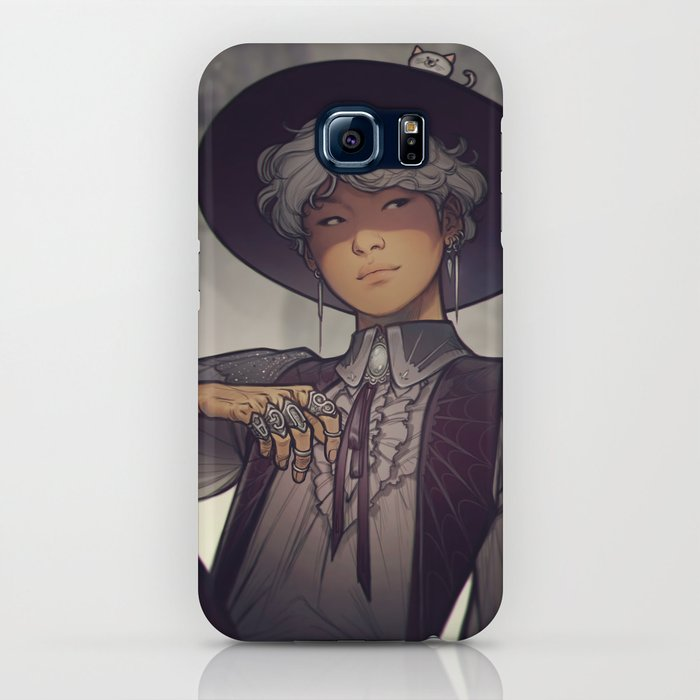 witch yoongi iphone case