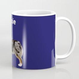 Australian Shepherd #5 Coffee Mug