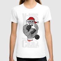 fitness T-shirts featuring X-mas fitness club by tshirtsz