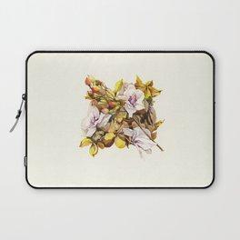 Fallen Petals Laptop Sleeve