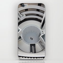 White temple iPhone Skin