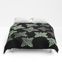 Roses of the Undead Comforters