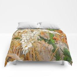 Where's the ladybug? Comforters