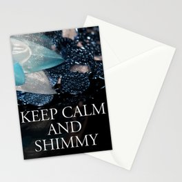 Belly dance quotes Stationery Cards
