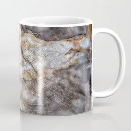 Petrified wood 3266 Coffee Mug