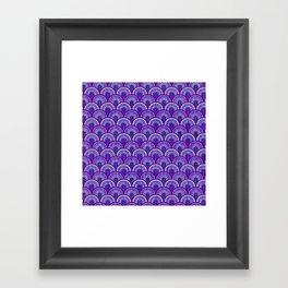 60's Patterns 2 Framed Art Print