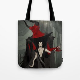 The Solace of Shadows Tote Bag