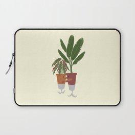 Hug-plants 01  Laptop Sleeve