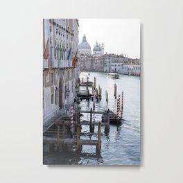 Canal Grande Metal Print