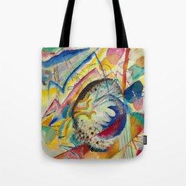 Wassily Kandinsky - Grosse Studie Tote Bag