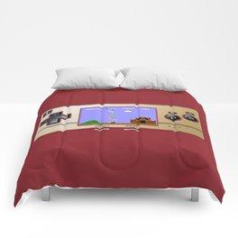 Gameboy Micro Classic Comforters