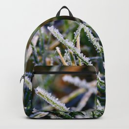 Frosty Morning Dew Backpack