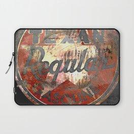 Texan - Vintage Label Laptop Sleeve