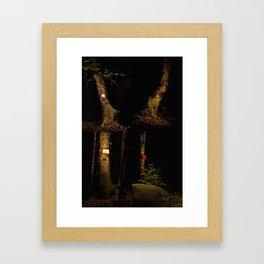 treecombo Framed Art Print