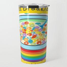 Eat Breakfast! Travel Mug