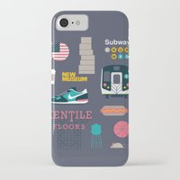 nyc iPhone & iPod Cases featuring NYC by 914k
