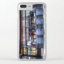 Ye Old Shambles Tavern York Clear iPhone Case