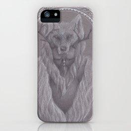 The Shaman Bastard iPhone Case