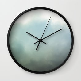 Aerobatics II Wall Clock