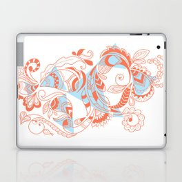 Tribal Paisley Laptop & iPad Skin