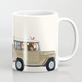 camping trip Coffee Mug