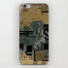 misprint 58 iPhone & iPod Skin