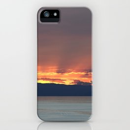 Cape Sounio 2 iPhone Case