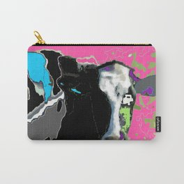 Painted cow Carry-All Pouch