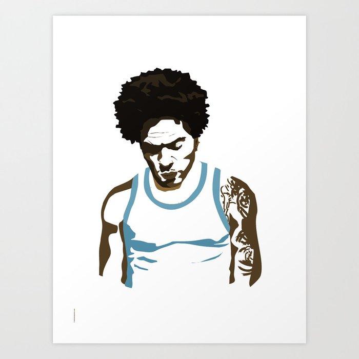 Lenny Kravitz - Portrait