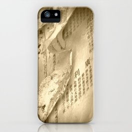 Chew Kee Store remnant iPhone Case