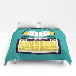Radio Mode Love Comforters