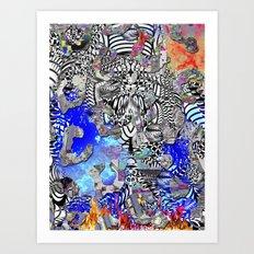 Marinade Art Print