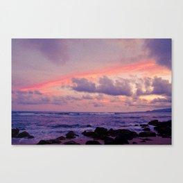 Ocean in my dreams 1 Canvas Print