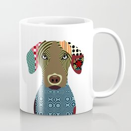Vizsla Dog Coffee Mug