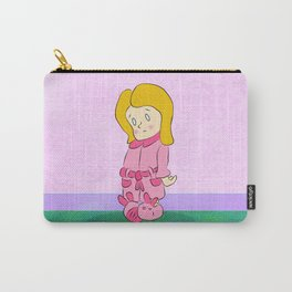 Sorry Little Girl Carry-All Pouch