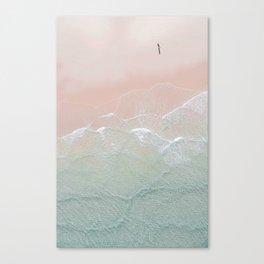 Ocean Walk II Canvas Print
