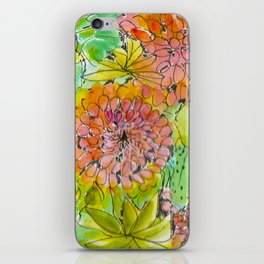 The Changing Colors of Succulents - 3 iPhone Skin