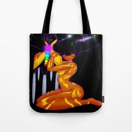 Galactic Pick Tote Bag
