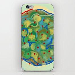Earth Day iPhone Skin