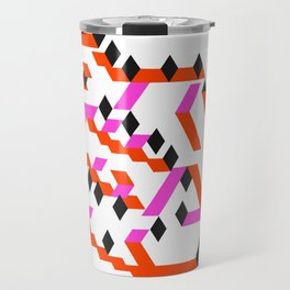 Slide pink Travel Mug